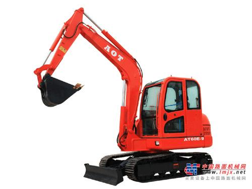 奥泰小型挖掘机推荐,奥泰AT60E-7挖掘机全解