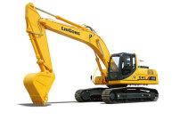 柳工中型挖掘机推荐,柳工CLG925D挖掘机全解