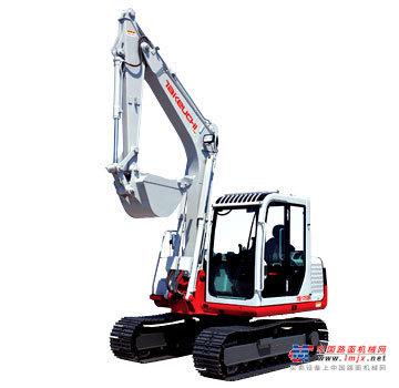 竹内小型挖掘机推荐,竹内TB175C中小型全液压挖掘机全解