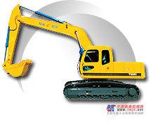 移山中型挖掘机推荐,移山YS220履带式挖掘机全解