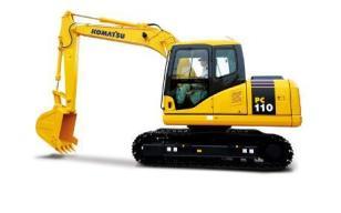 小松小型挖掘机推荐,小松PC110-8MO液压挖掘机全解