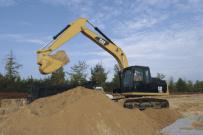 卡特中型挖掘机推荐,卡特彼勒318D2  L液压挖掘机全解