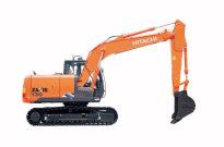日立小型挖掘机推荐,日立ZX130-5A小型挖掘机全解