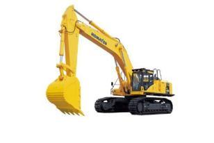 小松特大型挖掘机推荐,小松PC650LC-8EO(SE)履带式液压挖掘机全解