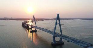 """""""高手,这是高手!""""三一混凝土设备助力湛江第一长跨海大桥"""