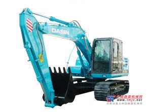 大信中型挖掘机推荐,大信DS150Lc-7液压挖掘机全解