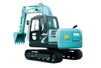 神钢小型挖掘机推荐,神钢SK75-8挖掘机全解
