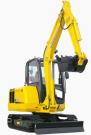 卡特微挖推荐,卡特CT45-7A挖掘机全解