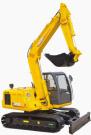 卡特小型挖掘机推荐,卡特CT80-7B挖掘机全解