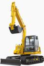 卡特小型挖掘机推荐,卡特CT80-7A挖掘机全解