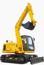 卡特小型挖掘机推荐,卡特CT85-7B挖掘机全解