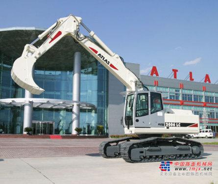 内蒙古北方中型挖掘机推荐,内蒙古北方重工2006LC掘进机全解