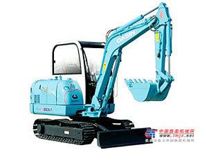 大信微挖推荐,大信DS35小型液压挖掘机全解
