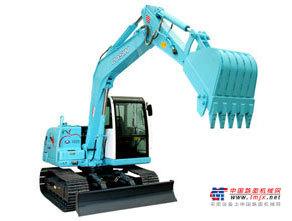 大信小型挖掘机推荐,大信DS90-7小型挖掘机全解