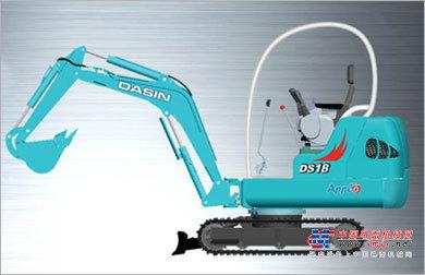 大信微挖推荐,大信DS18小型液压挖掘机全解