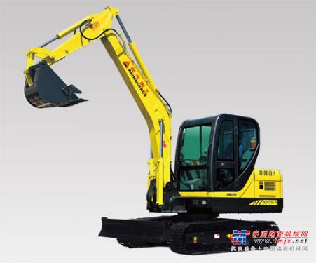 犀牛小型挖掘机推荐,犀牛重工XN75-9挖掘机全解