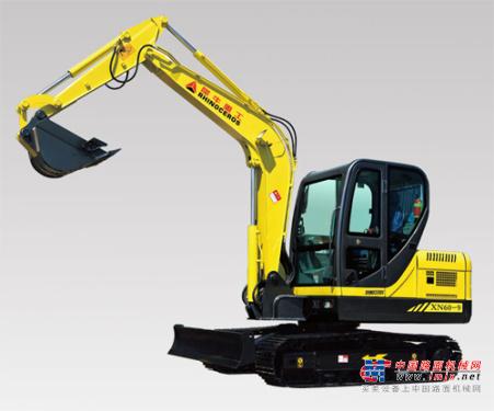 犀牛小型挖掘机推荐,犀牛重工XN60-9挖掘机全解