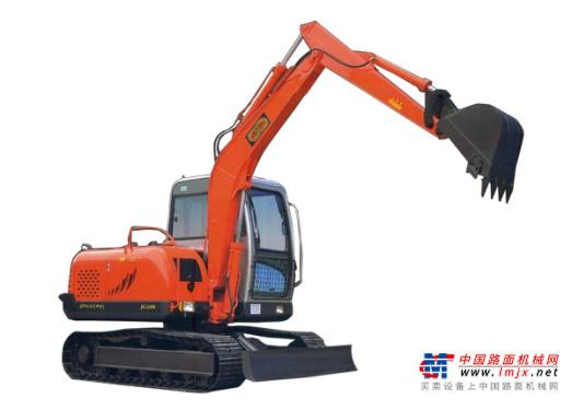劲工小型挖掘机推荐,劲工JG608履带式农用挖掘机全解