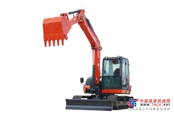 久保田小型挖掘机推荐,久保田KX175-5小型挖掘机全解