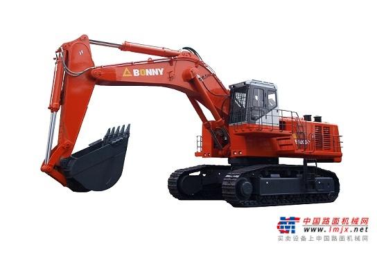 邦立特大型挖掘机推荐,邦立CED1000-7反铲电动液压挖掘机全解