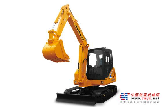 龙工小型挖掘机推荐,龙工LG6065履带式液压挖掘机全解