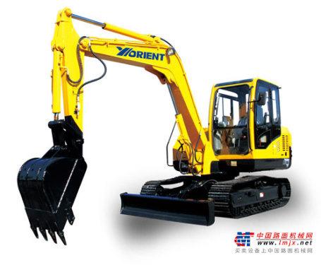 愚公小型挖掘机推荐,愚公WY75-8履带式挖掘机全解