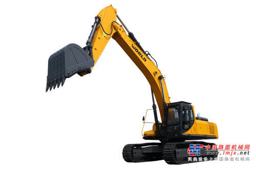 沃得大型挖掘机推荐,沃得W2425LC-8液压挖掘机全解