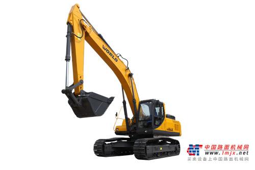 沃得大型挖掘机推荐,沃得W2330BLC-8液压挖掘机全解