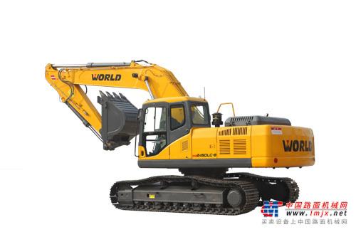 沃得中型挖掘机推荐,沃得W2245DLC-8液压挖掘机全解
