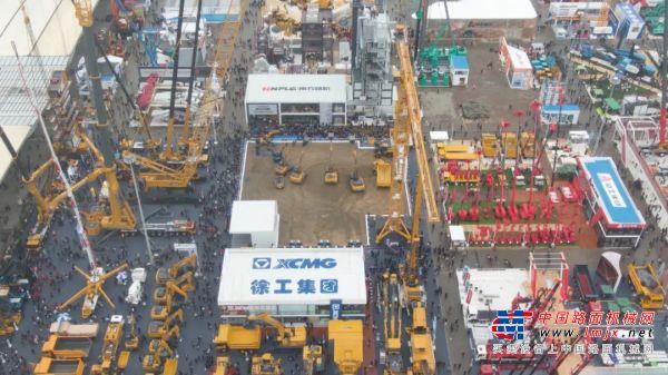 bauma CHINA 2020 | 矿世王者,与智偕行,徐工挖机MAX系列新产品发布会隆重举行!