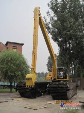 中车大型挖掘机推荐,中车340型两栖挖掘机全解