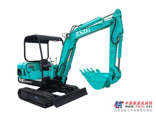 早山微挖推荐,早山重工ZS-30微型挖掘机全解
