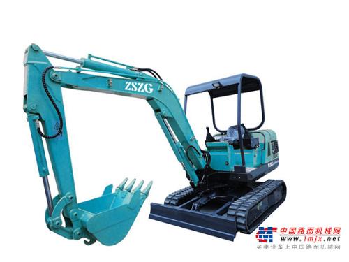 早山微挖推荐,早山重工ZS-30S微型挖掘机全解