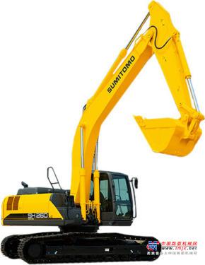 住友中型挖掘机推荐,住友SH260LC-6液压挖掘机全解