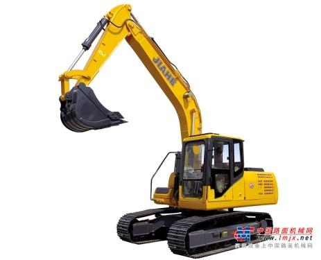 嘉和中型挖掘机推荐,嘉和重工JH135履带式挖掘机全解