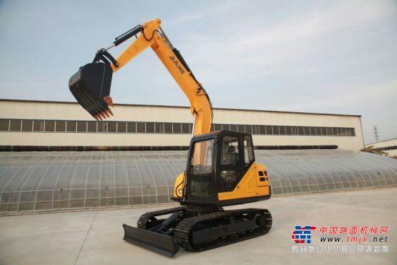 嘉和小型挖掘机推荐,嘉和重工JH90履带式挖掘机全解