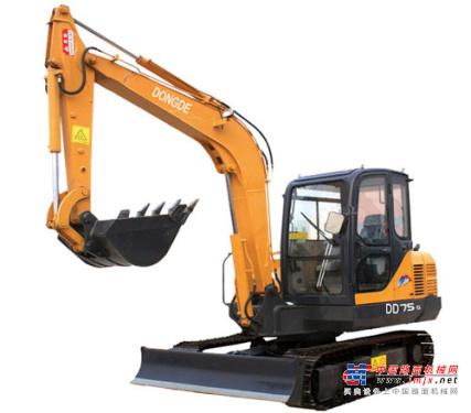 东德小型挖掘机推荐,东德dd75-6挖掘机全解