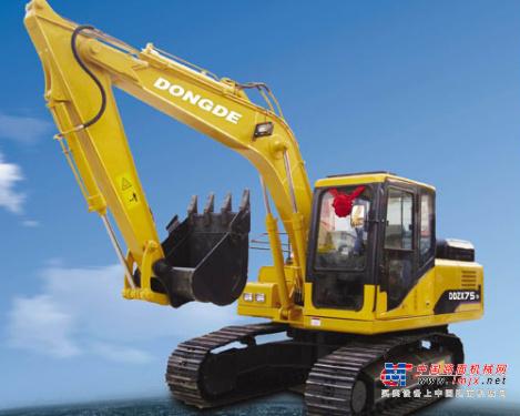 东德小型挖掘机推荐,东德ddzx75-9挖掘机全解