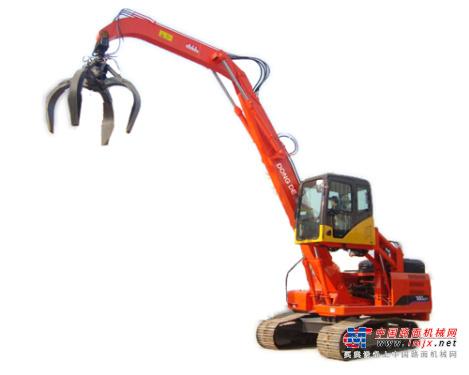 东德中型挖掘机推荐,东德ddzx200LC-8多功能卸料机全解
