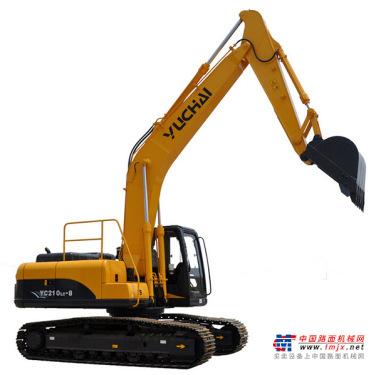 玉柴中型挖掘机推荐,玉柴YC210LC-8挖掘机全解