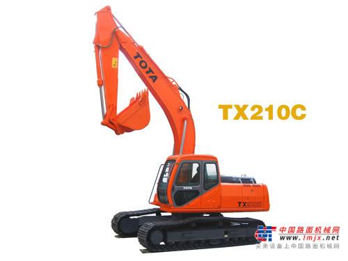 厦装中型挖掘机推荐,厦装TX210挖掘机全解