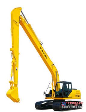 住友中型挖掘机推荐,住友SH240-5LR液压挖掘机全解