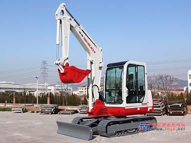 竹内微挖推荐,竹内TB260C小型挖掘机全解