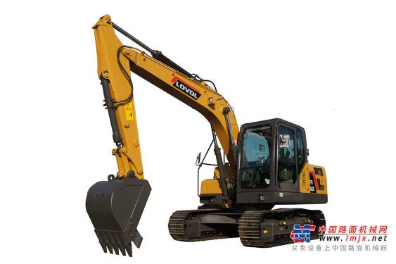 雷沃中型挖掘机推荐,雷沃重工FR150E挖掘机全解