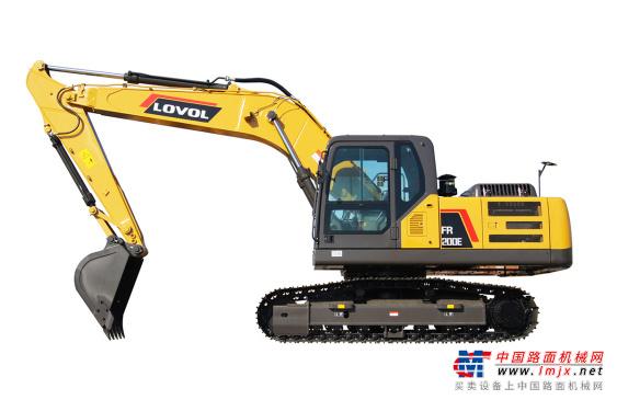 雷沃中型挖掘机推荐,雷沃重工FR200E挖掘机全解