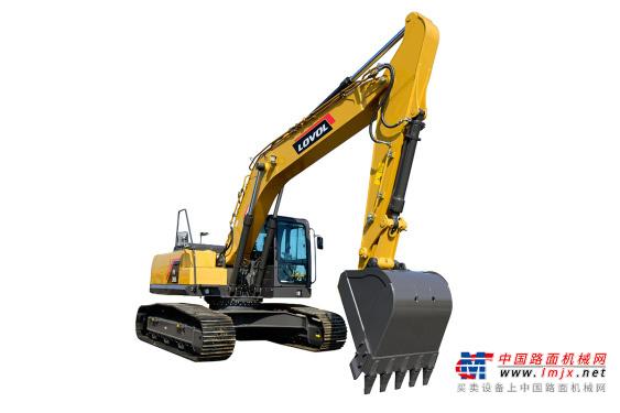 雷沃中型挖掘机推荐,雷沃重工FR260E挖掘机全解