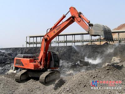 邦立大型挖掘机推荐,邦立CE420-7反铲液压挖掘机全解