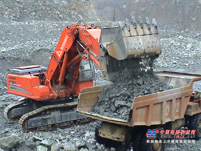 邦立大型挖掘机推荐,邦立CE460-7正铲液压挖掘机全解