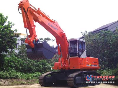 邦立大型挖掘机推荐,邦立CE460-7反铲液压挖掘机全解