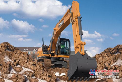 凯斯中型挖掘机推荐,凯斯CX210B履带式挖掘机全解